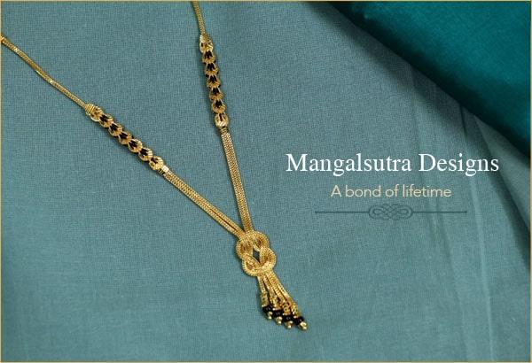Gold Mangalsutra Price